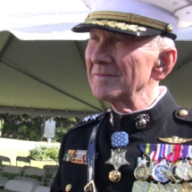 Maj. Gen. James E. Livingston, USMC (Ret.), Medal of Honor - HMAC Luncheon