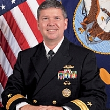 Rear Admiral Thomas E. Ishee