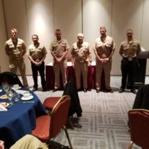 March 2019 USS Texas (SSN75) Breakfast